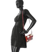 K/klassik Mini Leather Bag Karl lagerfeld Multicolor klassik 86KW3108-vue-porte