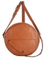 Crossbody Bag Vintage Leather Paul marius Black vintage ECRIN