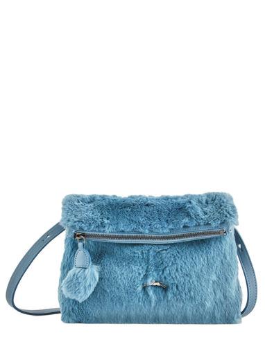Longchamp Give me a hug Messenger bag Blue