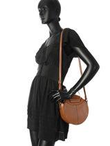 Shoulder Bag Tendance Miniprix Brown tendance BV18235-vue-porte