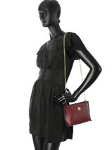 Crossbody Bag Tommy Chain Tommy hilfiger Gray tommy chain AW05812-vue-porte