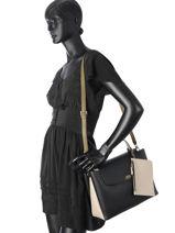 Crossbody Bag Ella Guess Black ella VG709619-vue-porte