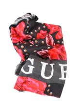 Scarf Guess Black accessoires 7955POL0