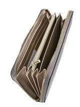 Wallet Guess Gray tamra SG711046-vue-porte