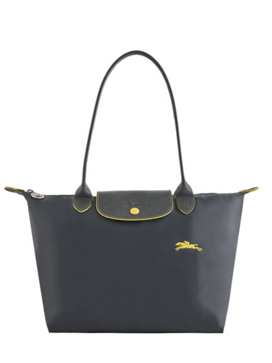 Longchamp Le pliage club Besaces Gris
