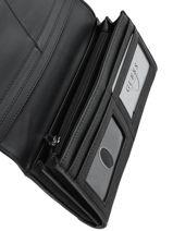 Portefeuille Guess Noir alana VM709459-vue-porte