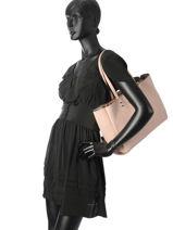 Shoulder Bag Jade Guess Black jade VG664023-vue-porte