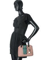 Mini-bag Caroline Guess Pink caroline CB709505-vue-porte