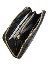 Copain Wallet Sonia rykiel Black copain 8488-43-vue-porte