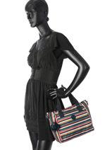 Sac Shopping Basic Kipling Multicolore basic 15371-vue-porte