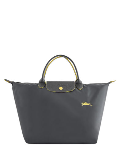Longchamp Le pliage club Sacs porté main Bleu