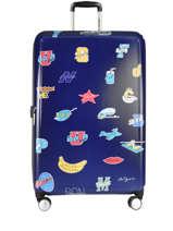 Hardside Luggage Ceizer Fun American tourister Blue ceizer fun 66G003