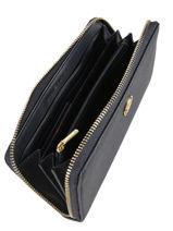 Wallet Tommy hilfiger Blue honey AW04281-vue-porte