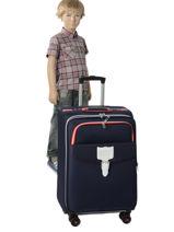Softside Luggage Hossegor Tann