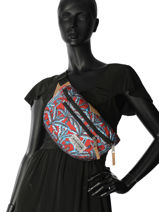 Fanny Pack Eastpak Multicolor into the out K016INTO-vue-porte