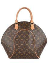 Sac à Main D'occasion Louis Vuitton Ellipse Monogrammé Brand connection Marron louis vuitton 60