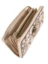 Wallet Guess Black marlene PG717746-vue-porte