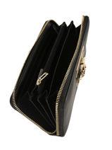 Wallet Guess Black marlene VG717746-vue-porte