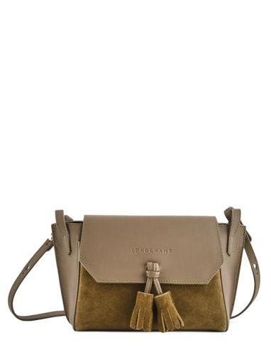Longchamp PÉnÉlope soft Messenger bag Black