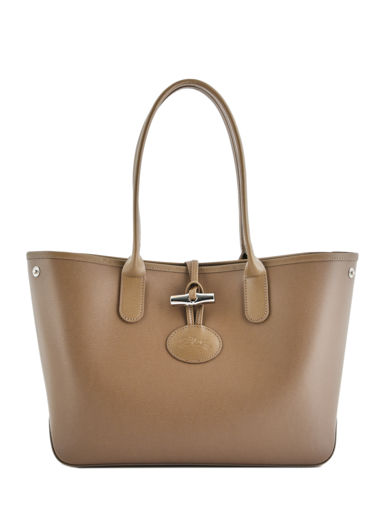 Longchamp Roseau Besaces Marron