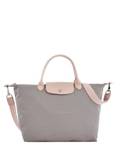Longchamp Le pliage dandy Handbag Beige