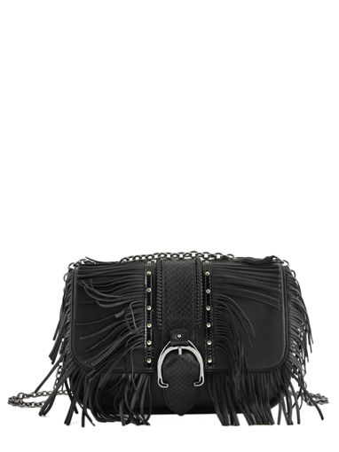 Longchamp Amazone rock Hobo bag Black