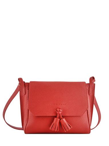 Longchamp Pénélope Messenger bag Red