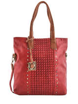 Sac Shopping Noemie Miniprix Rouge noemie MD2710