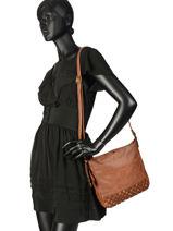 Crossbody Bag Noemie Miniprix Brown noemie MD2713-vue-porte