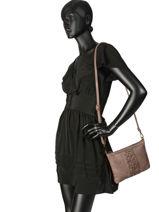 Crossbody Bag Noemie Miniprix Brown noemie MD2715-vue-porte