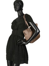Sac Shopping Jacquelin Miniprix Marron jacquelin MD1541-vue-porte