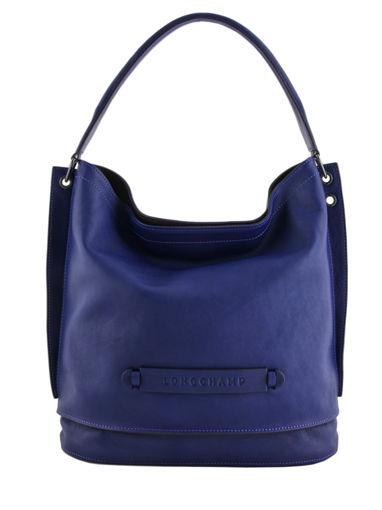 Longchamp Longchamp 3d Besaces Bleu