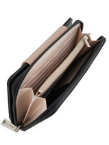 Continental Wallet Lancaster Black maya 117-01-vue-porte
