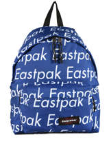 Sac à Dos 1 Compartiment A4 Eastpak Noir authentic 620