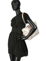Shopper Maya Lancaster Black maya 517-29-vue-porte