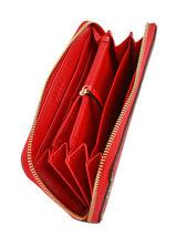Manhattan Wallet Liu jo Red manhattan A19174B-vue-porte