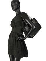 Shopper Aniene Liu jo Black aniene A19058-vue-porte
