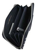 Varsity Nylon Wallet Tommy hilfiger Beige varsity nylon AW06268-vue-porte