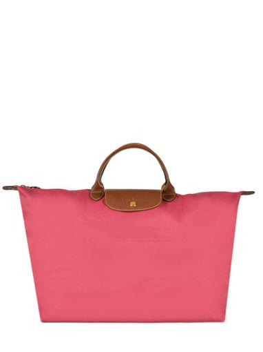 Longchamp Sacs de voyage Rose