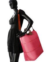 Longchamp Sacs de voyage Rose-vue-porte