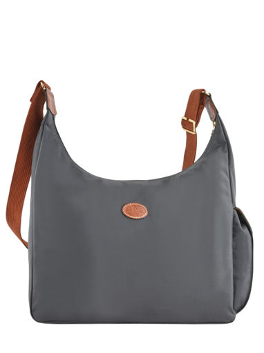 Longchamp Le pliage Sacs porté travers Noir