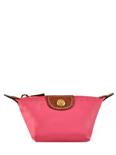 Longchamp Porte-monnaie Rose