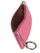Purse Leather Hexagona Multicolor confort 467626-vue-porte