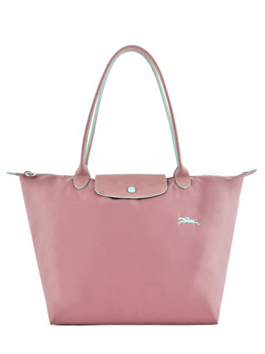 Longchamp Le pliage club Hobo bag Pink