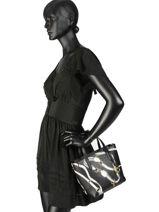 Top Handle Merrimack Lauren ralph lauren Black merrimack 31730284-vue-porte