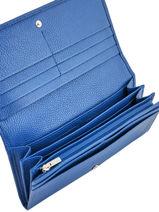 Longchamp Portefeuilles Bleu-vue-porte