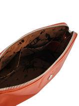 Longchamp Pochettes Orange-vue-porte