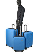 Luggage Set Madrid Travel Blue madrid 1701-LOT-vue-porte