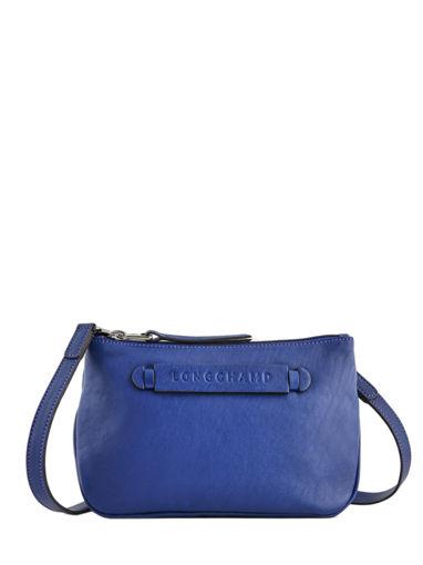 Travers Longchamp Porté Sacs 3d Bleu wqpt1qgF