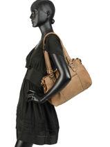 Sac Shopping Gracieuse Hexagona Noir gracieuse 315292-vue-porte